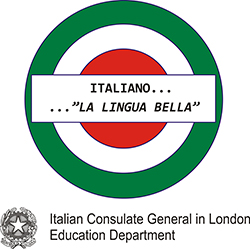 Logo: Italian Consulate General in London